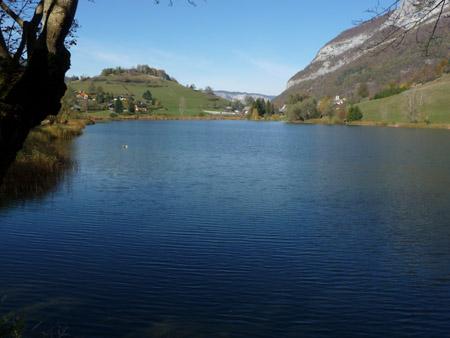 Gite rural Les Soldanelles - Le lac de la Thuile