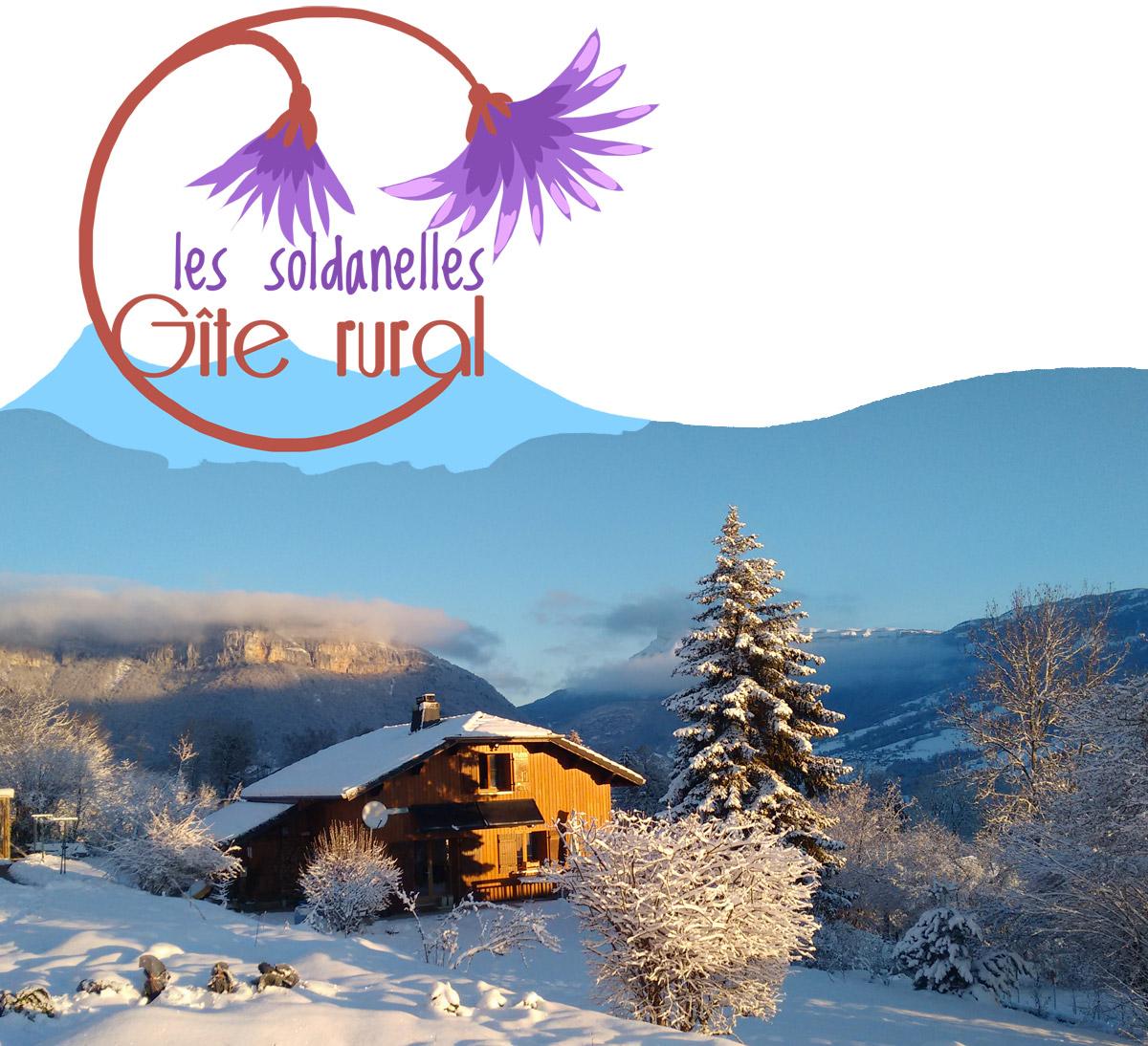 Chambéry cottage : Les Soldanelles